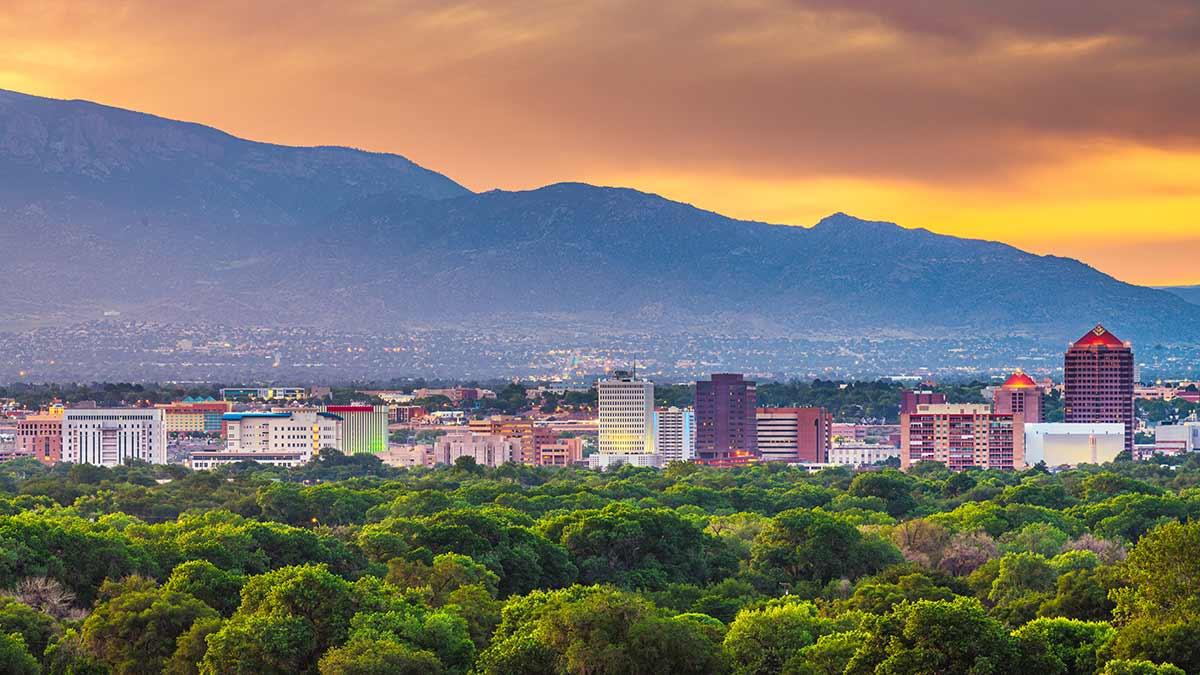 Albuquerque Trees
